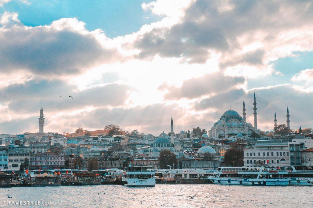 راهنمای کامل سفر زمینی به ترکیه با قطار، اتوبوس و ماشین
