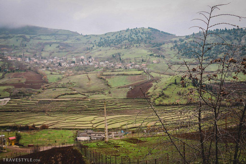 روستای استخرگاه | تجربه ای بکر از طبیعت گیلان