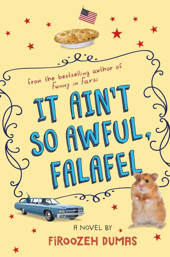 Books on Iran: It ain't awful, Falafel