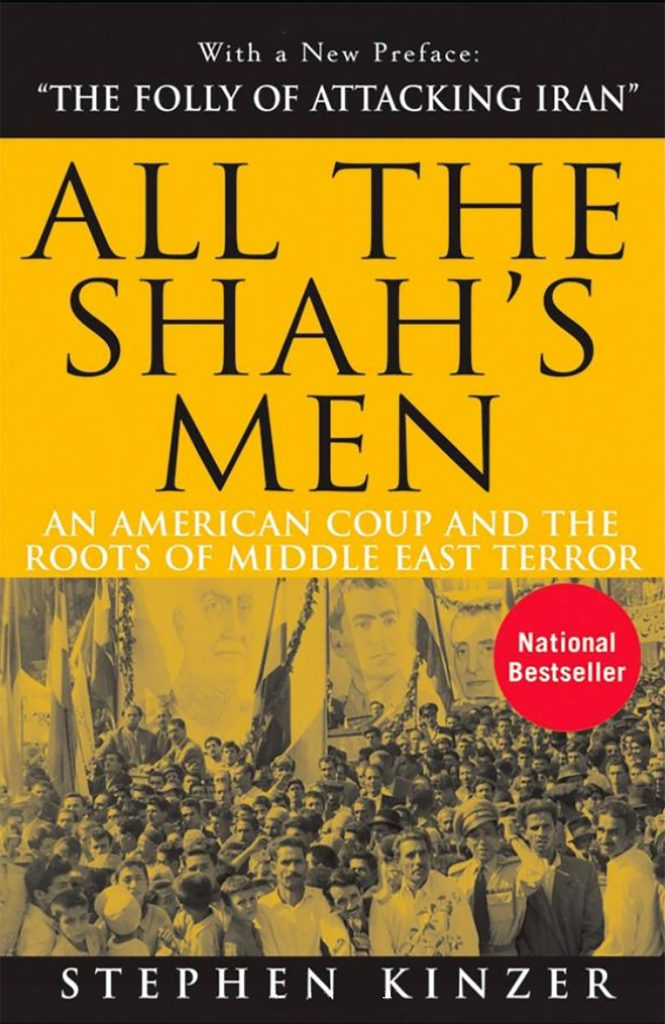 Books on Iran: All the Shah's men