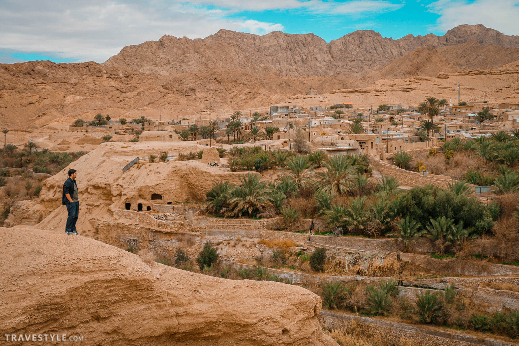 Tabas, Iran | An Itinerary for the Land of Canyons and Oasis