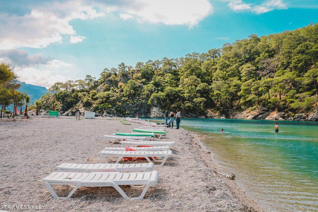 راهنما سفر به سواحل فیروزه ای ترکیه   از آنتالیا تا ازمیر