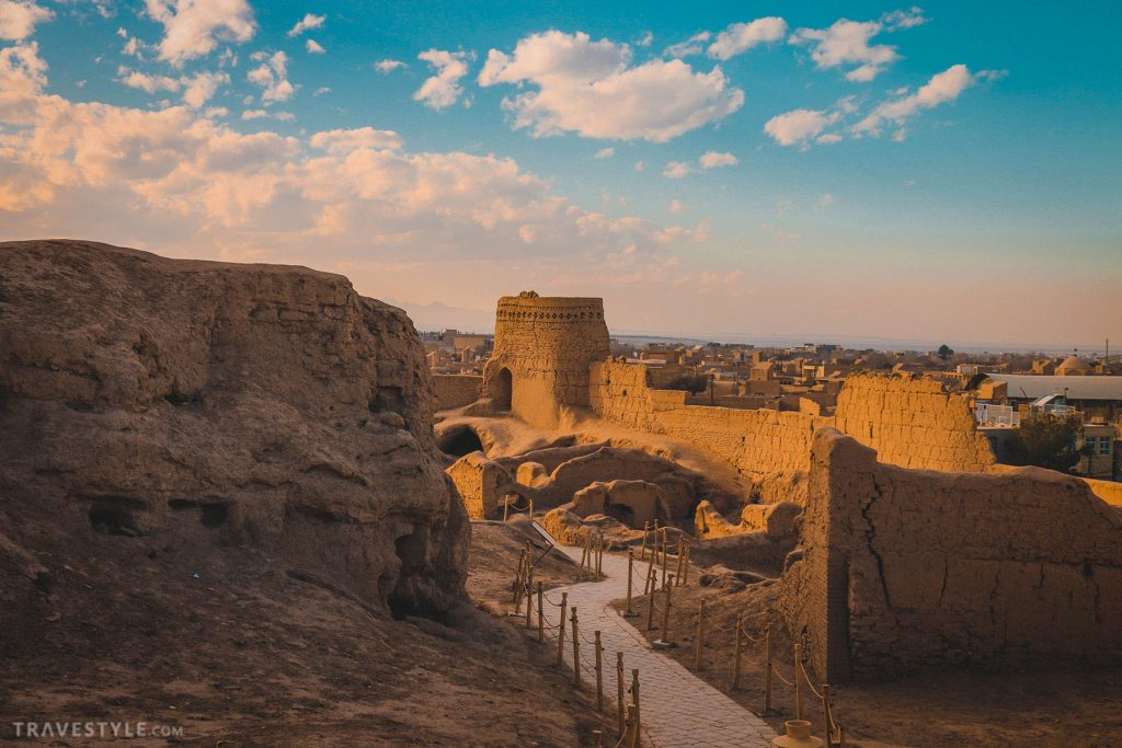 Narin Qaleh Meybod, Yazd province, Iran