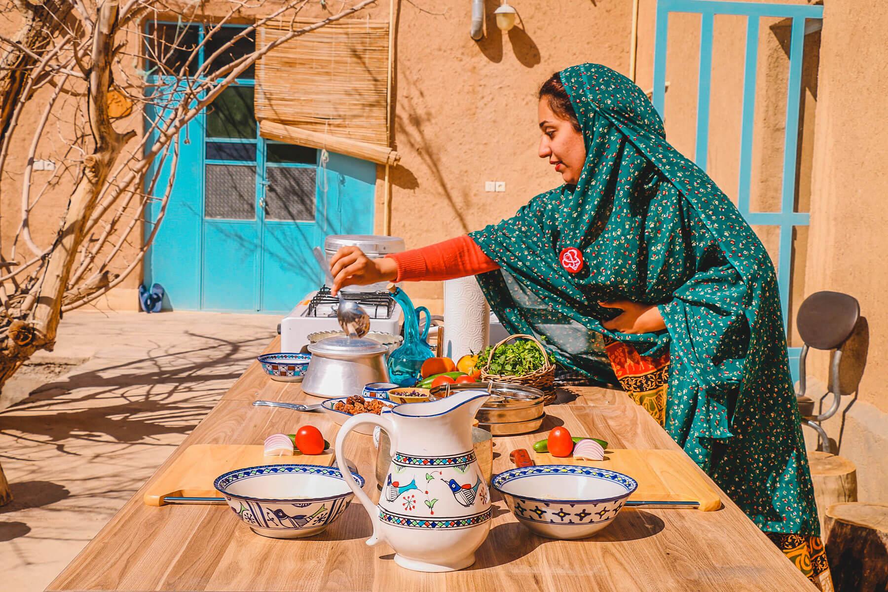 Zoroastrian food tour by Persian Food Tours, Yazd, Iran