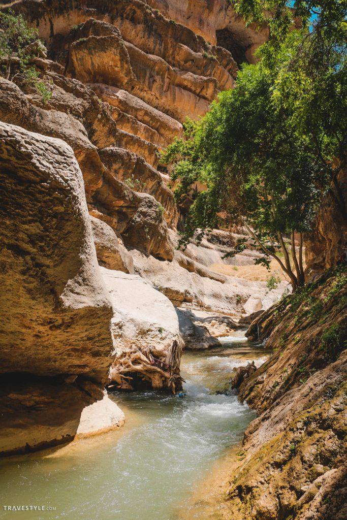 Shirez canyon, Lorestan province