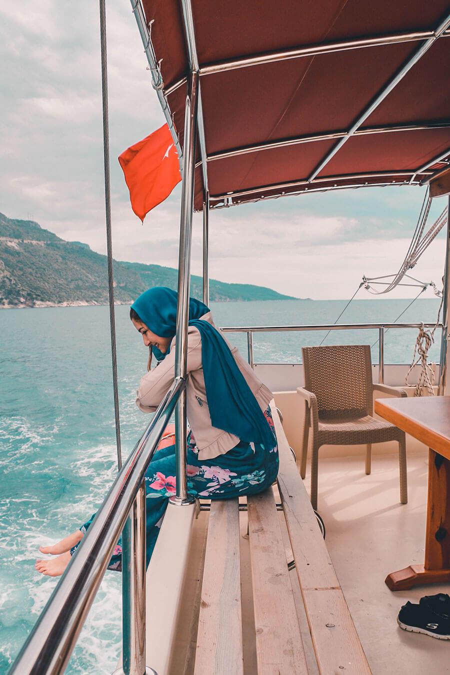 12-island tour in Fethiye