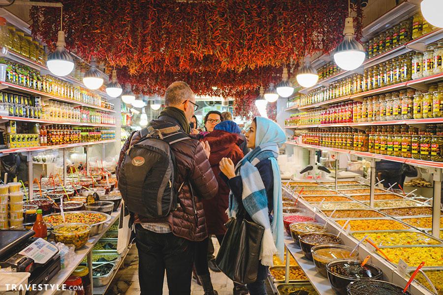 Tajrish bazaar, Tehran, Iran bazaars