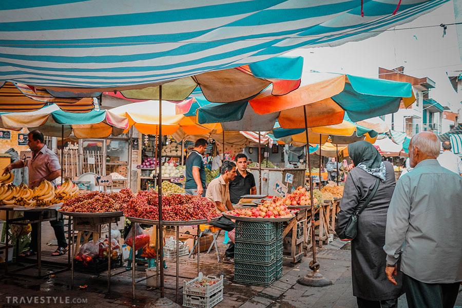 Rasht bazaar, Gilan, Iran bazaars
