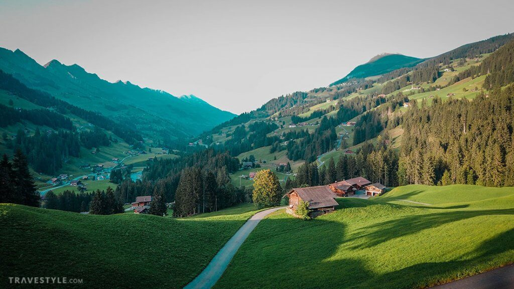 Adelboden - Switzerland itinerary