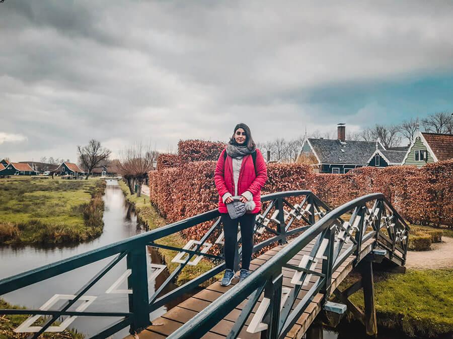 Zaanse Schans trip to amsterdam